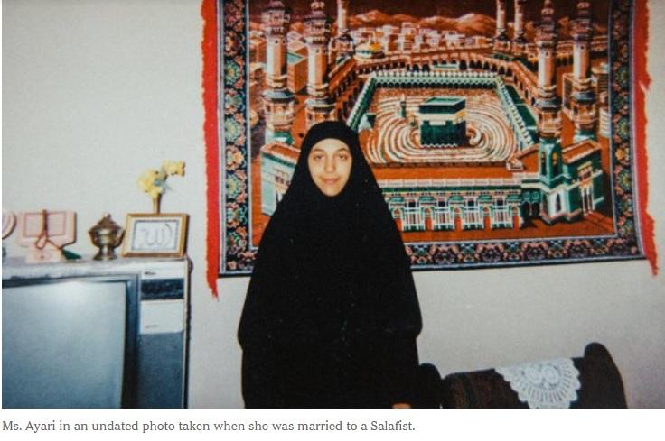 """#TariqRamadan """"Je n'ai pas pu oublier ce qui m'est arrivé avec lui cette nuit-là"""" @Henda_Ayari  Tariq_10"""