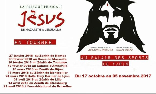 Jesus et les astres 10873610