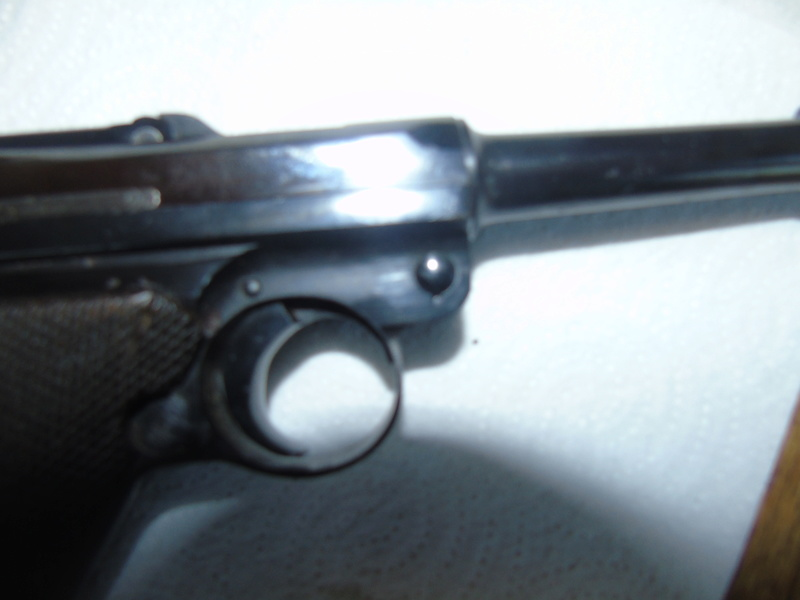 """Un rare Luger Mauser commercial """"banner"""", daté 42. Dsc01614"""