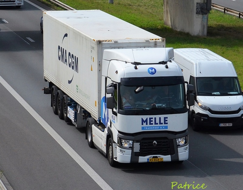 Melle Transport  (Bergschenhoek) 15911