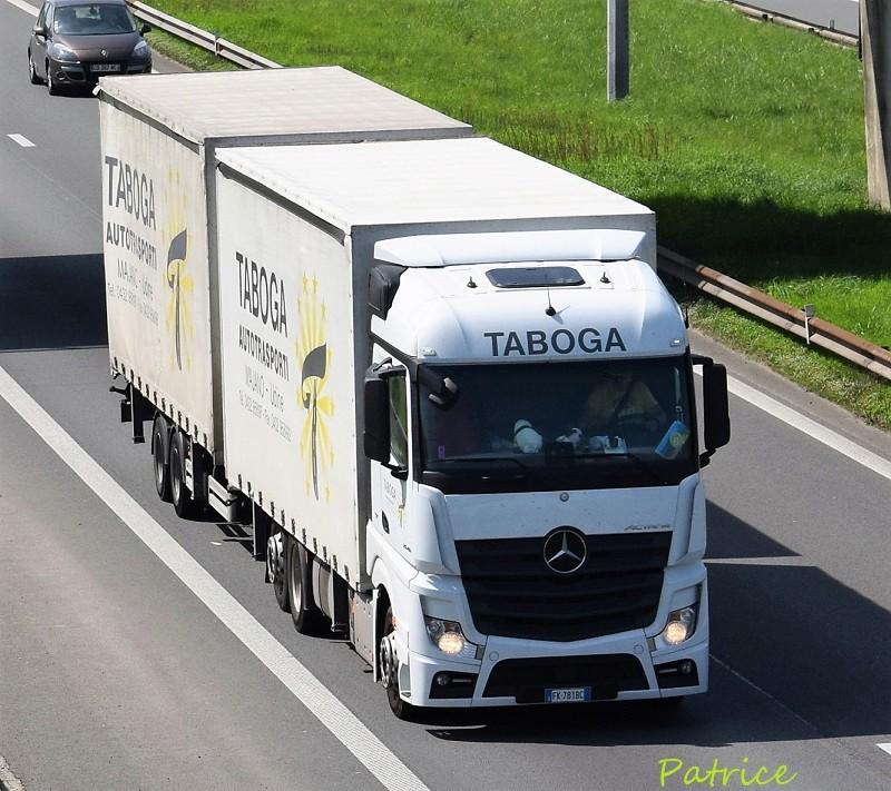 Taboga Autotrasporti (Majano - Udine) 21215