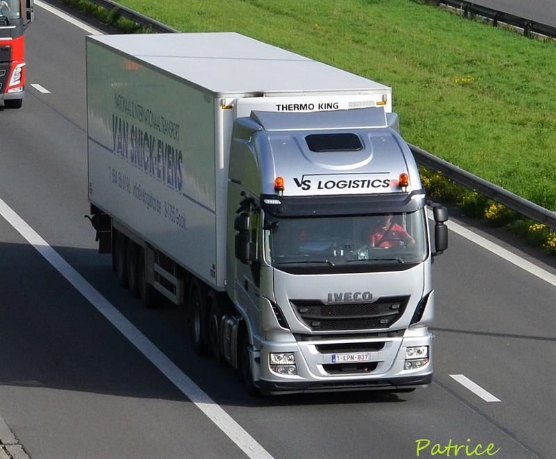 Van Snick-Evens  - VS Logistics  (Gooik) 21510