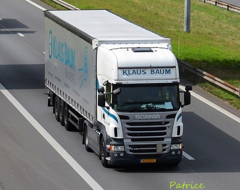 Klaus Baum (Eupen + Weiswampach au Luxembourg) 2210