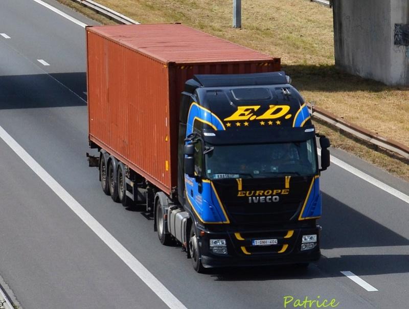 E.D. Europe (Eddy Dullaert)(Sint Gillis-Waas) 2410
