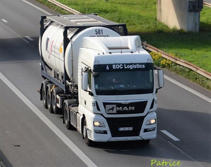 EOC Logistics (Oudenaarde) 25111