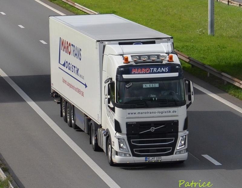 Marotrans Logistik  (Haan) 2610