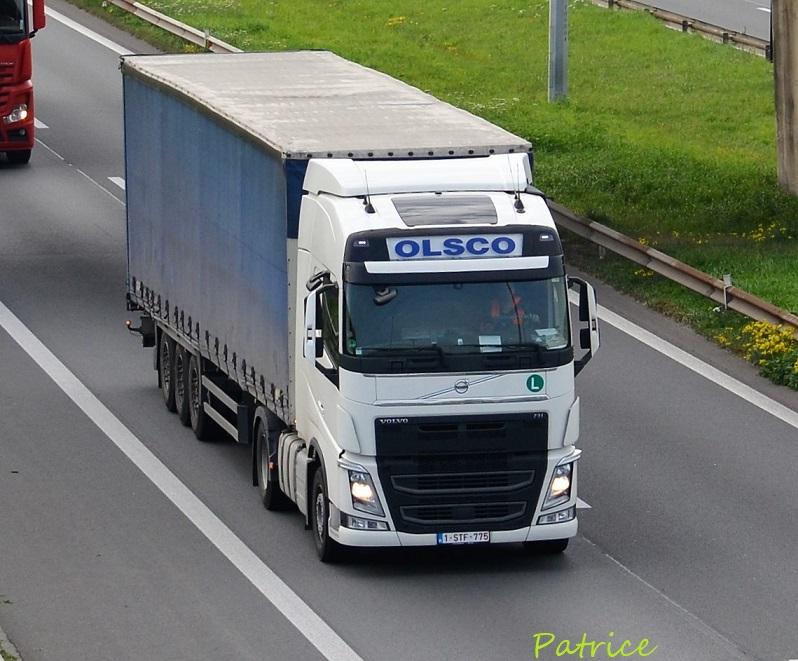 Olsco (groupe Olstrans)(Olsene) 26811