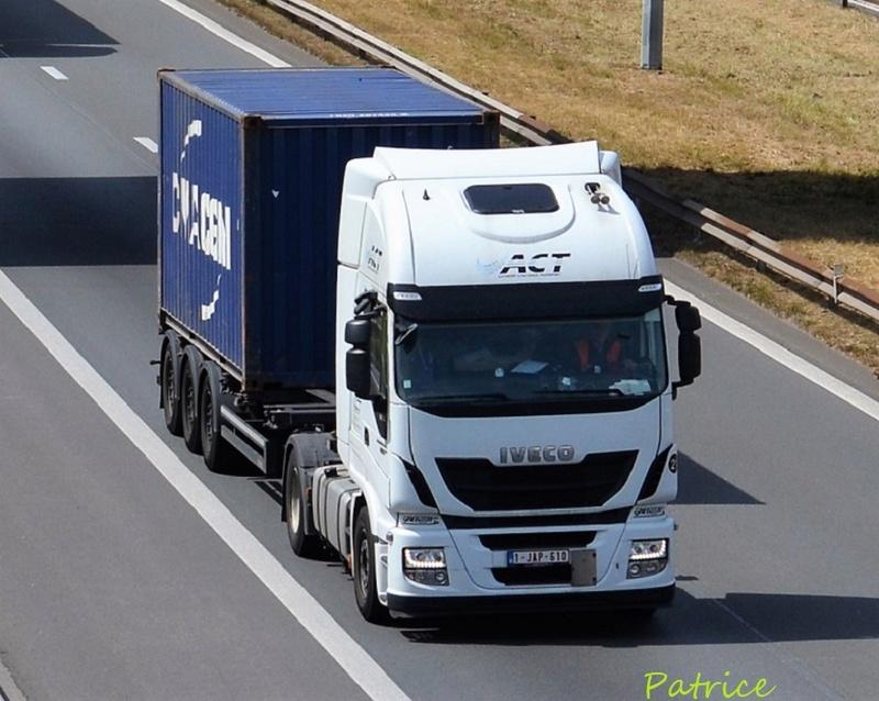 ACT Antwerp Container Transport  (Antwerpen) 3111