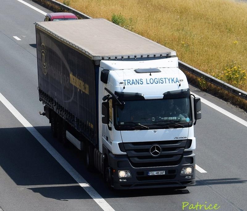 TL Trans Logistyka  (Slubice) 3919