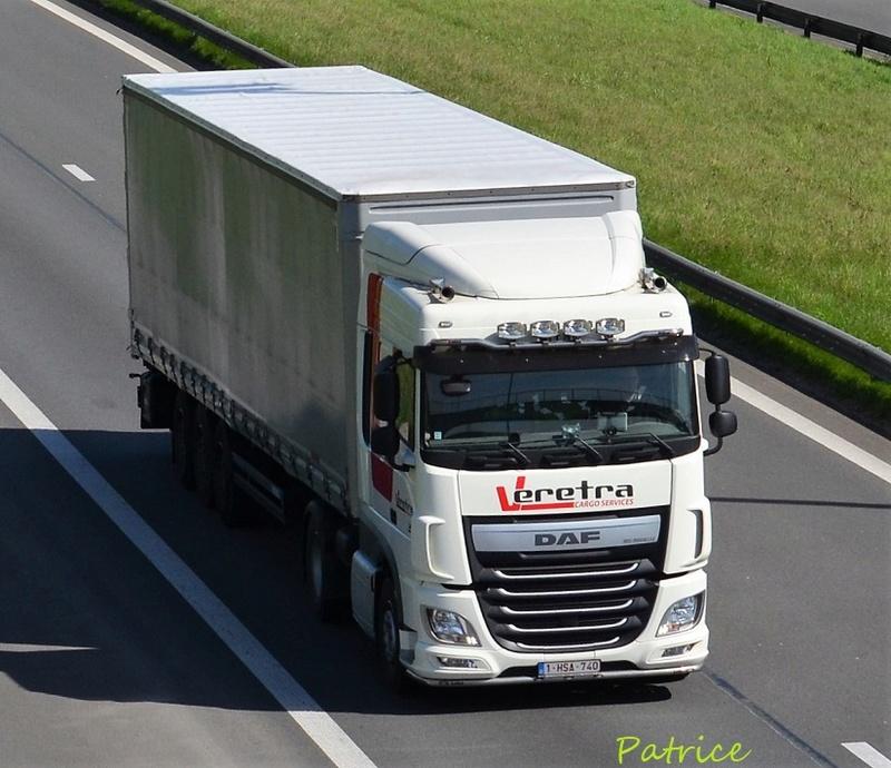 Veretra Cargo Services  (Ruisbroek) 44610