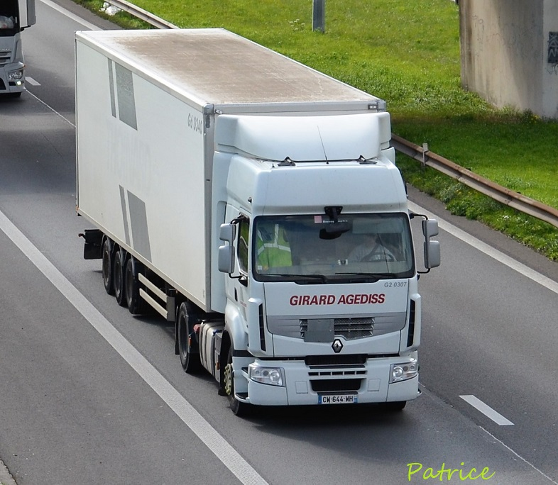 Agediss (Groupe Girard) -  Les Essarts 47310