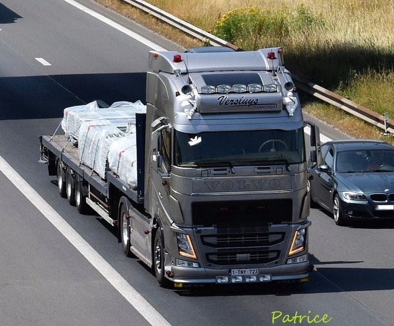 Versluys Transport  (Zomergem) 5316