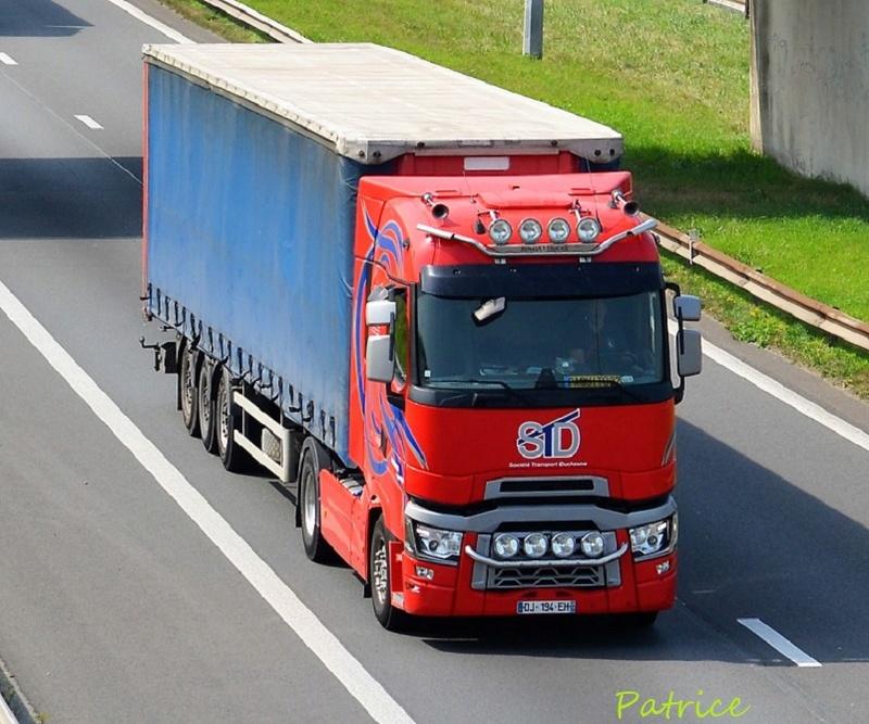 STD Société Transport Duchesne (Saint Aubin sur Gaillon, 27) 5510