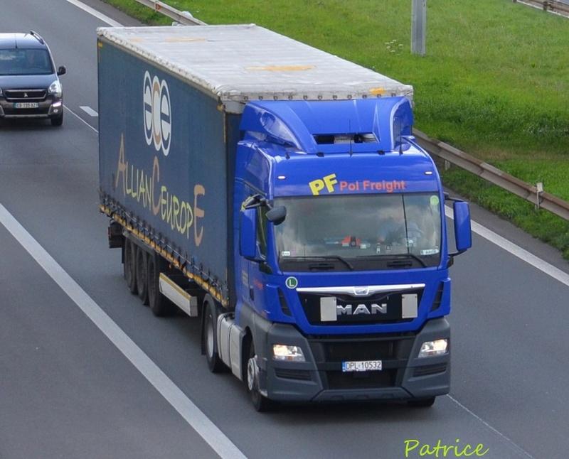 Pol Freight sp z o o  (Klebanowice) 5711