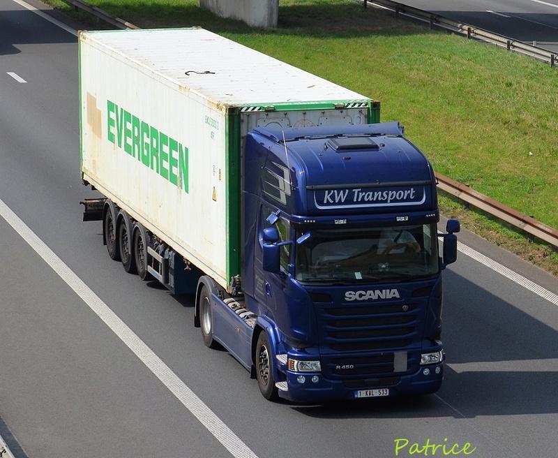 KW Transport  (Brecht) 611