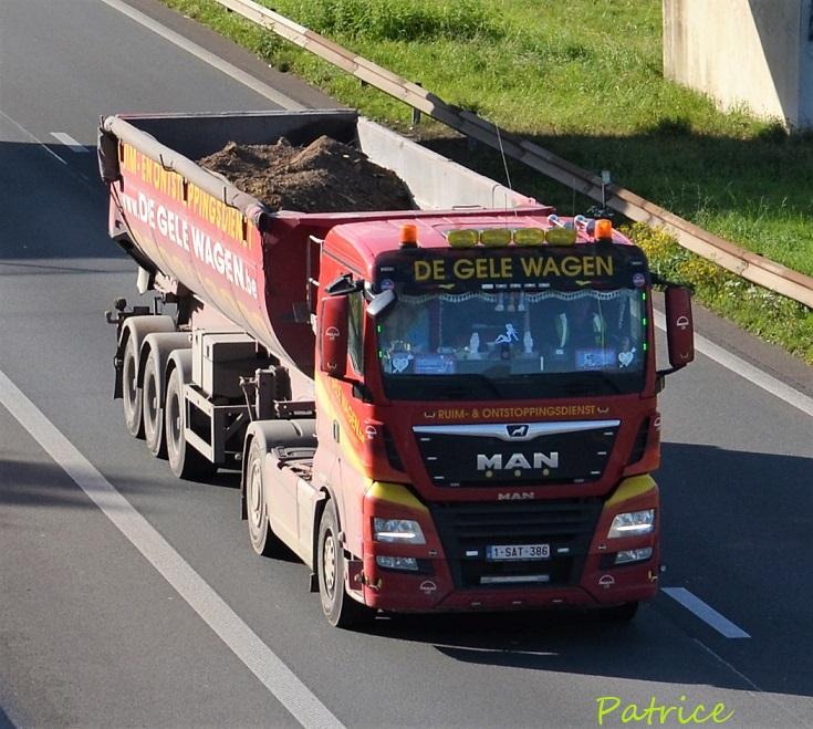 De Gele Wagen  (Ardooie) 6317