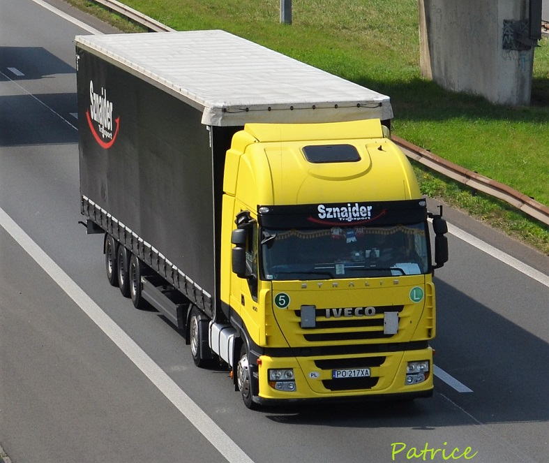 Sznajder Transport  (Objezierze) 8011