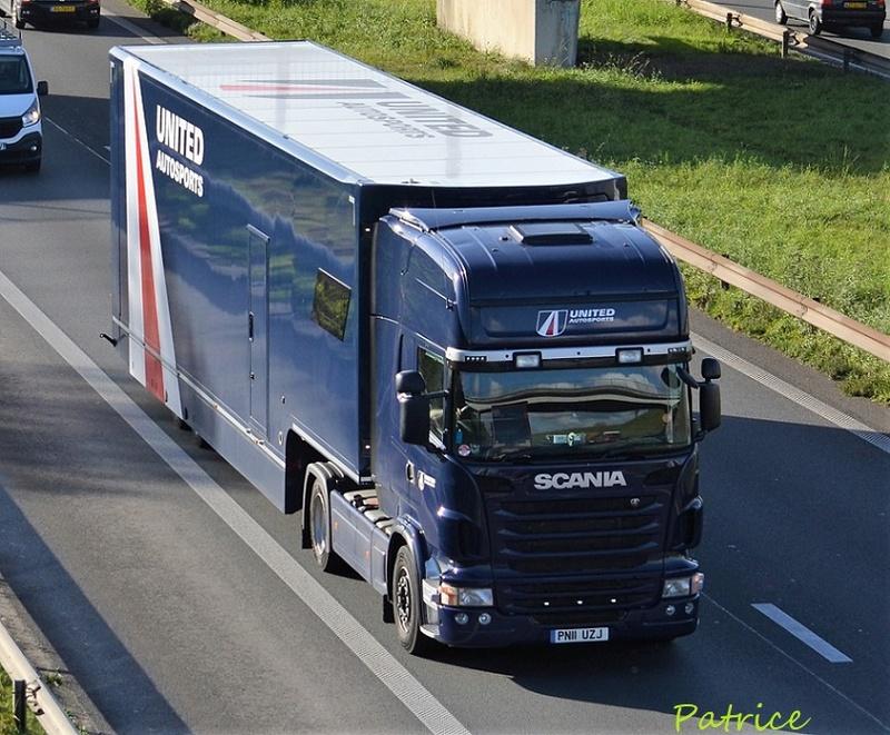 United Autosports  (UK) 9811