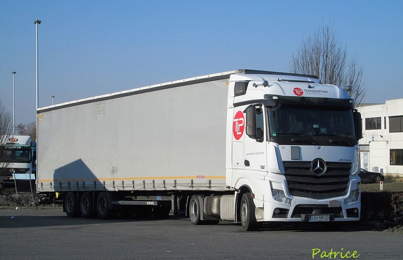 TPL Transpartner Logistics (Spreitenbach) Transp11