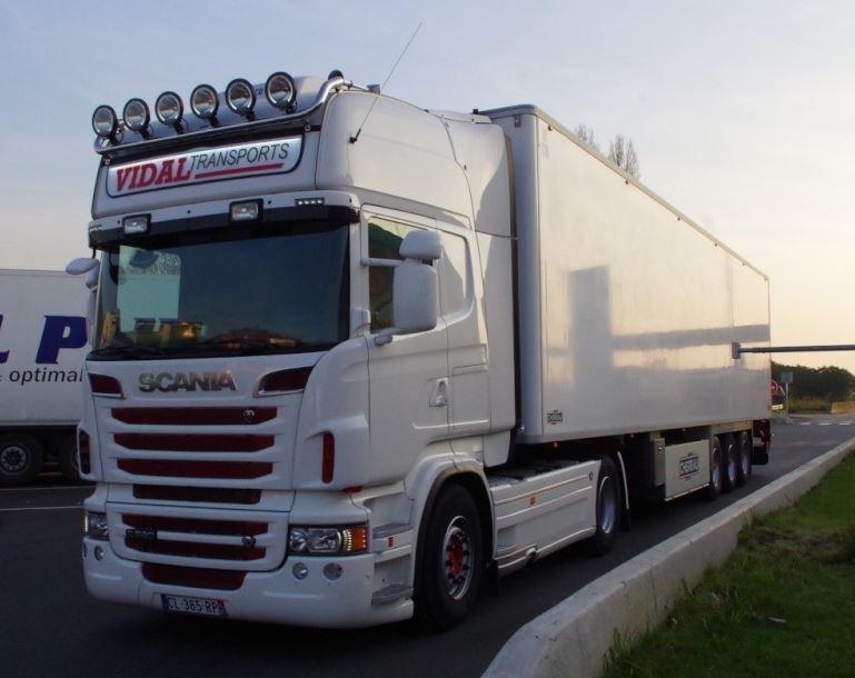 Vidal Transports  (Lunel, 34) Vivi10