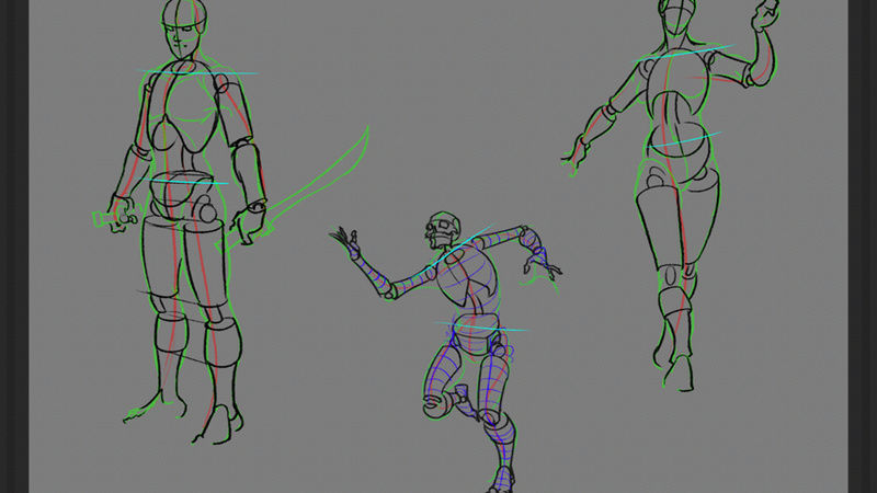 Illustrations d'Haelored Screen10