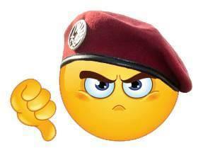 En patrouille dans les rues d'Alger, cité Chevalier, un sergent de notre armée s'enfuit avec les armes prises à son unité. 22089610