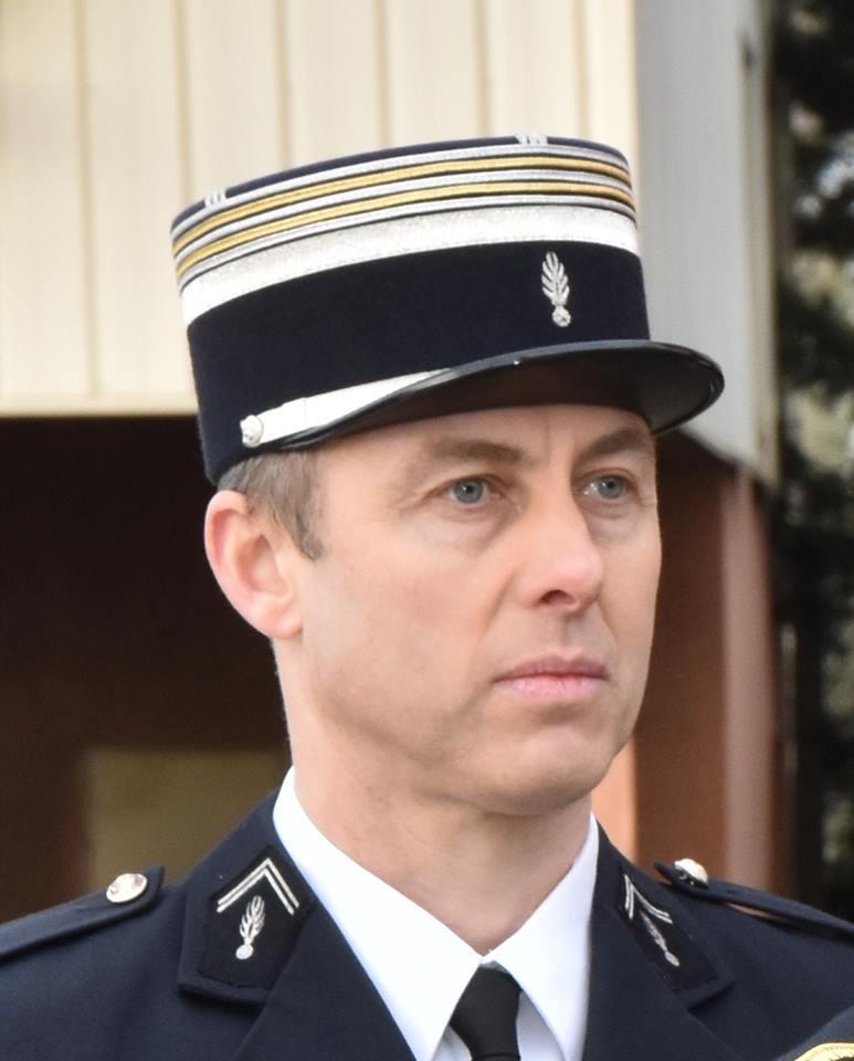 Le Lt. colonel Arnaud Beltrame est décédé Gendar10