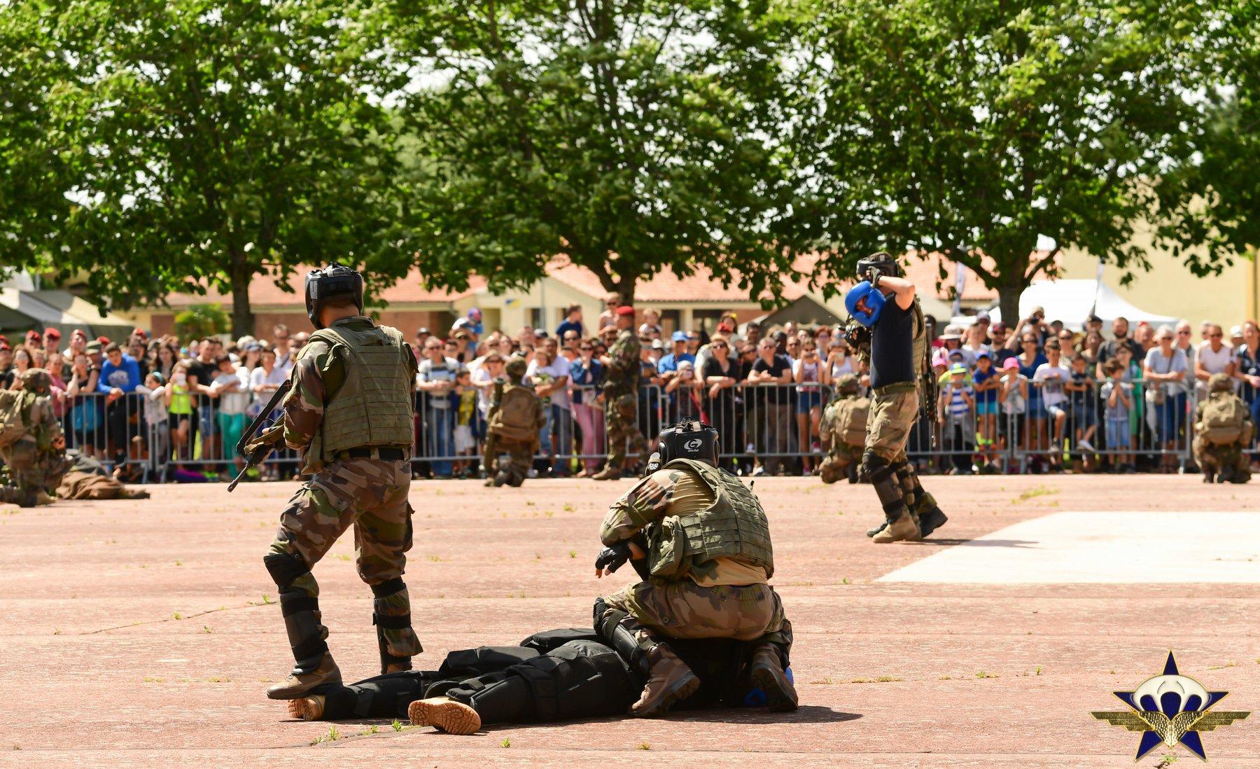 Retour en images sur les JPO du 1er para avec la patrouille de France et...... Jpo_2014