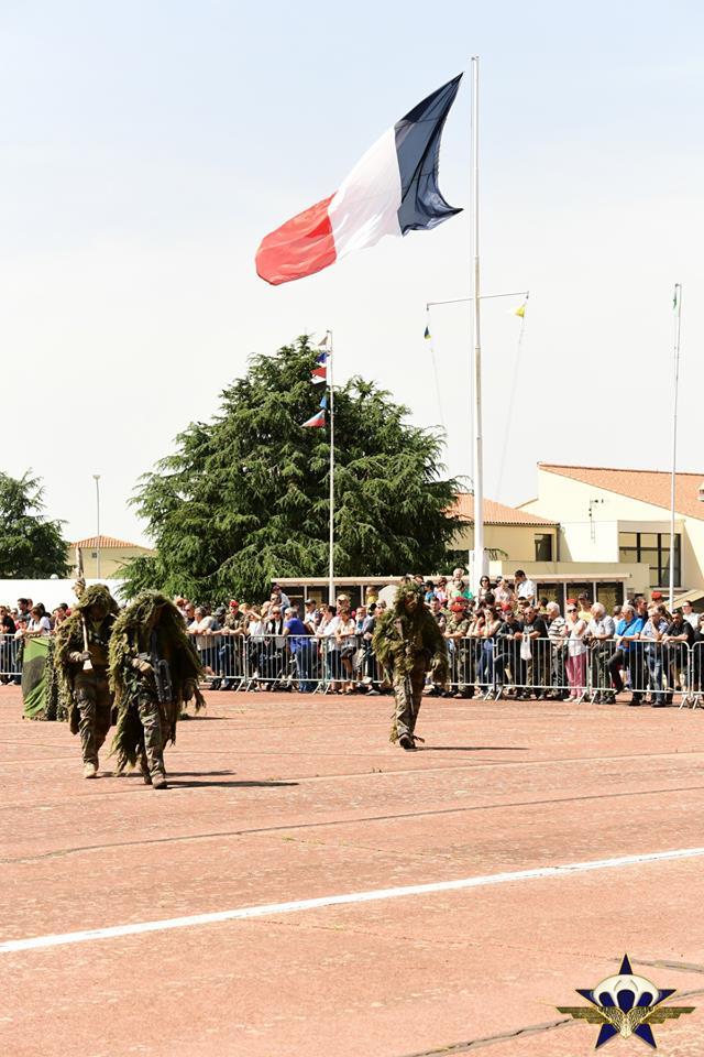 Retour en images sur les JPO du 1er para avec la patrouille de France et...... Jpo_2022