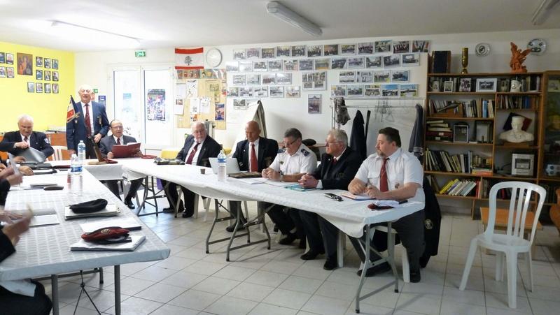 l'A.G.régionale de l'Ariège, Aude, Pyrénées orientales, Gard et Hérault à eu lieu P1090111