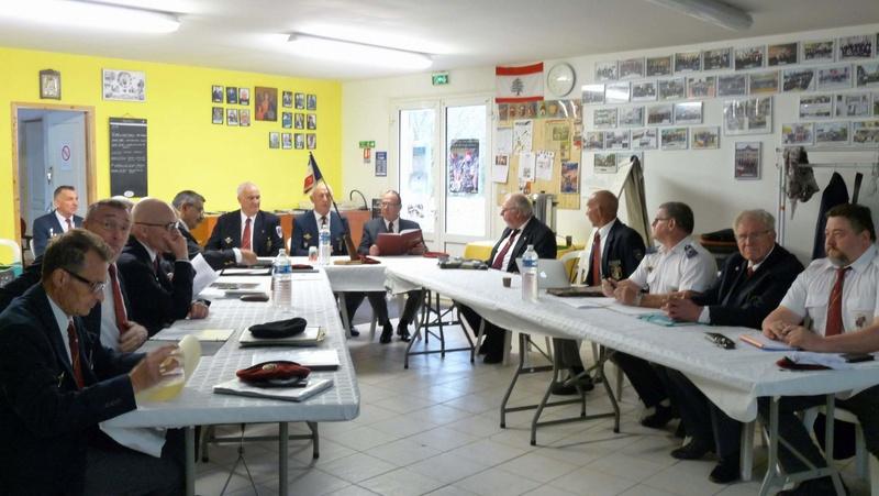 l'A.G.régionale de l'Ariège, Aude, Pyrénées orientales, Gard et Hérault à eu lieu P1090112