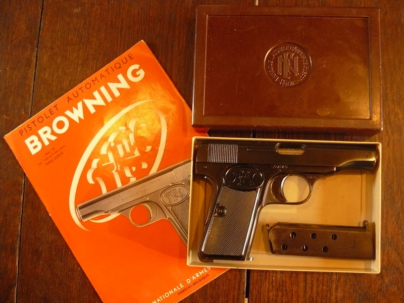 Browning 1910 (FN) Fn_19110