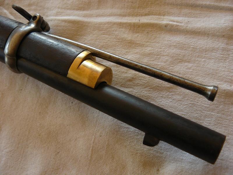 Essais, tirs, et comparatif de fusils réglementaires à cartouche poudre noire - Page 3 P1070813