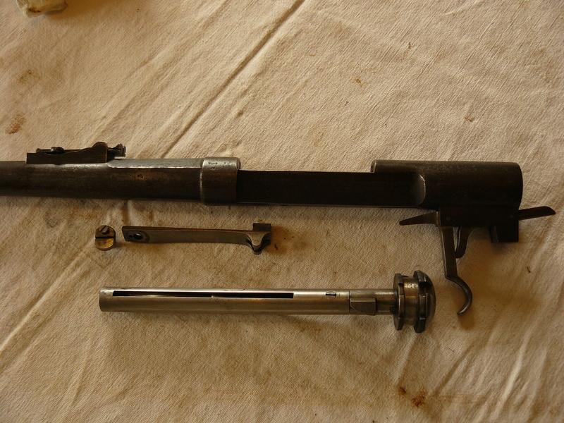 Essais, tirs, et comparatif de fusils réglementaires à cartouche poudre noire - Page 3 P1070911