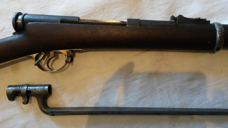 Essais, tirs, et comparatif de fusils réglementaires à cartouche poudre noire - Page 3 Wilson10