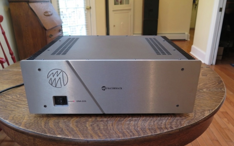 Mccormack DNA225 Power Amplifier (used) Edited10