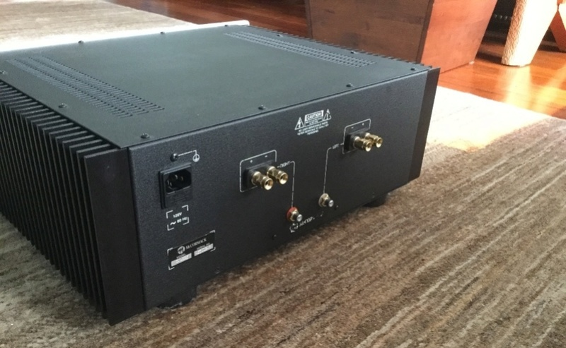 Mccormack DNA225 Power Amplifier (used) Edited11