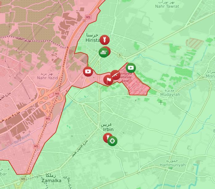 La Siria - Pagina 12 Harast10