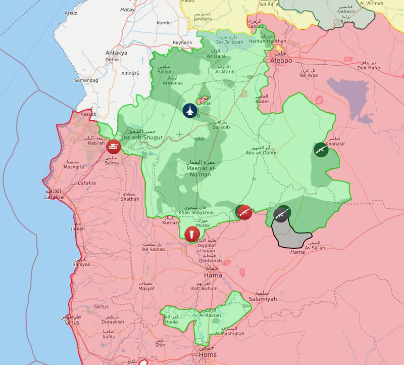 La Siria - Pagina 12 Idlib10