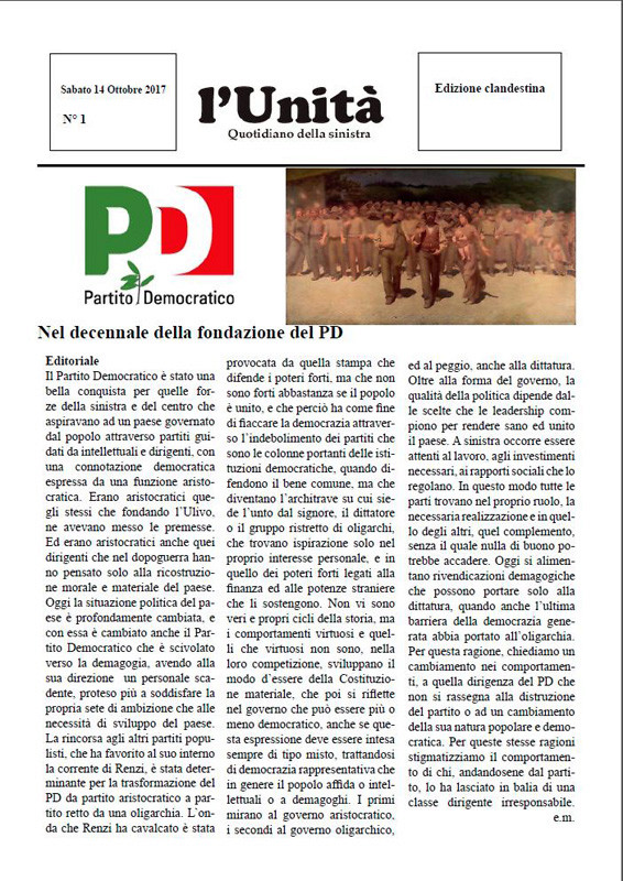 L'Unità Unityo11