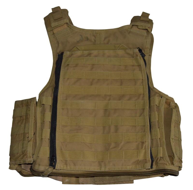 ISOF Paraclete RMV body armor  Dsc_1116