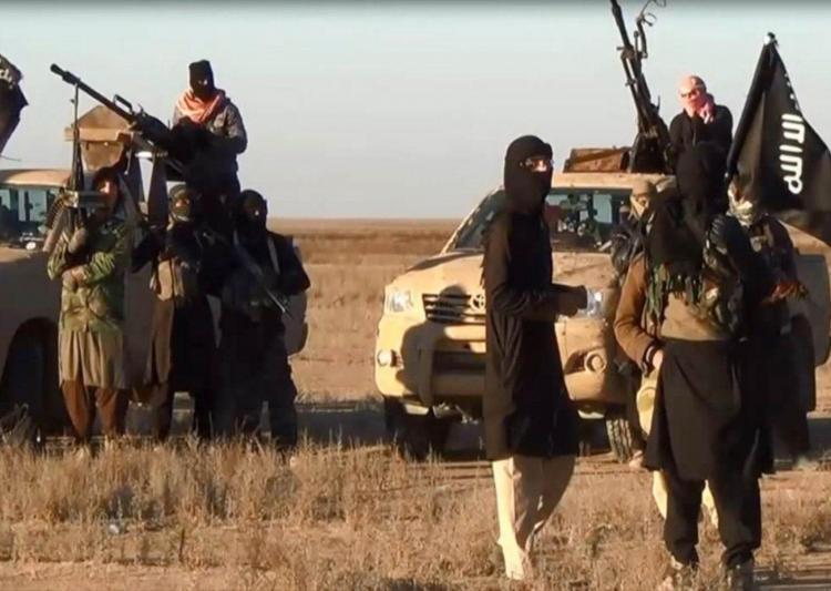 ISIS black Qamis  Isis-m10