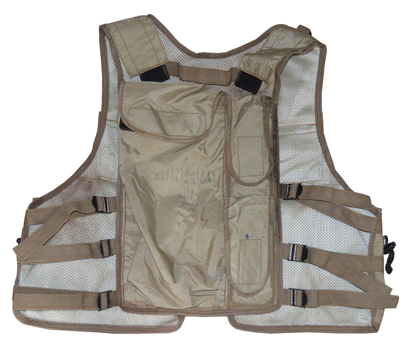 Afghan made combat vest from ISIS in Iraq  Isis10