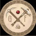 Missive de la Maison Lamarzelle à l'office de la guilde du fer.  Logo111
