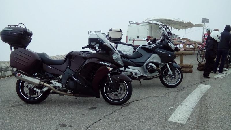 Le Mont Ventoux premiere escapade Dsc00610