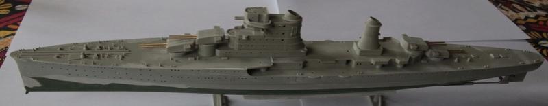 Croiseur lourd italien Pola - Tauro Model 1/400 Be686210