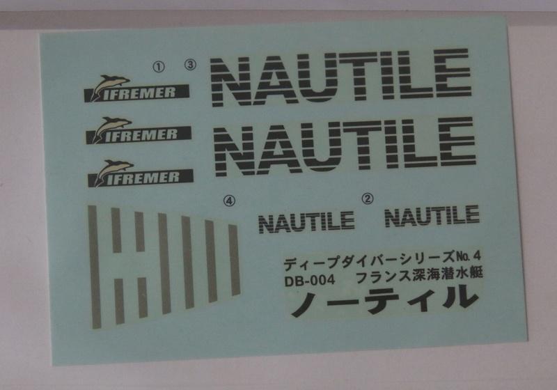 Nautile Ifremer (Pit-Road 1/60°) par Js1115 Eb788b10