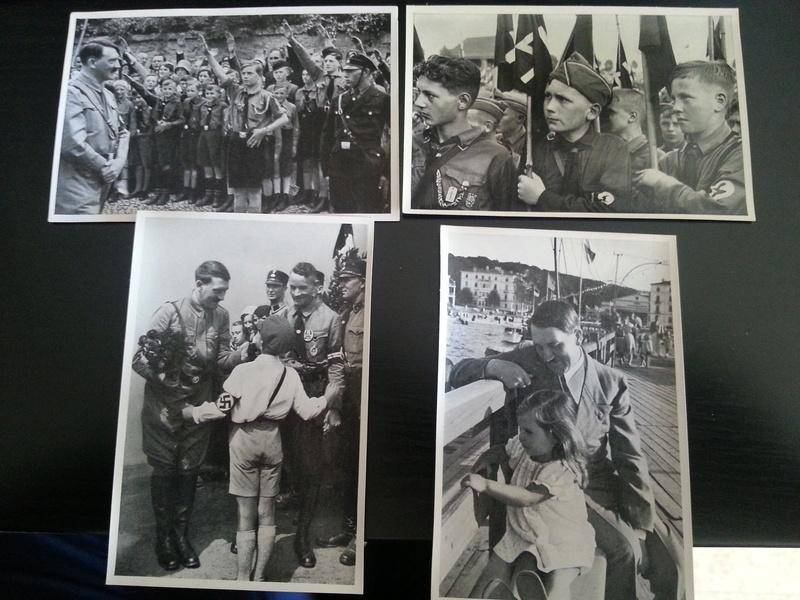 estimation insignes Hitlerjugend/NSDAP 20180437