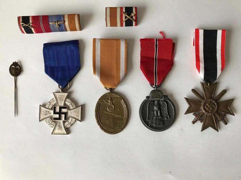 medailles allemandes 22713011
