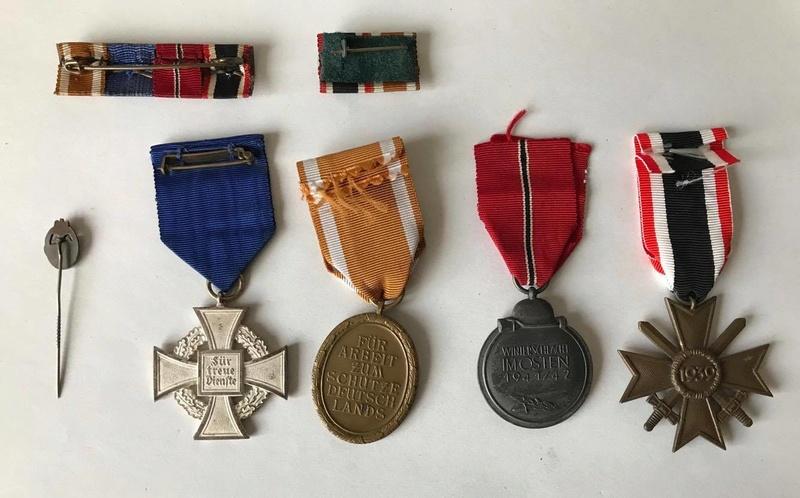 medailles allemandes 22768010